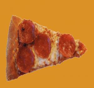 """homemade pizza"""