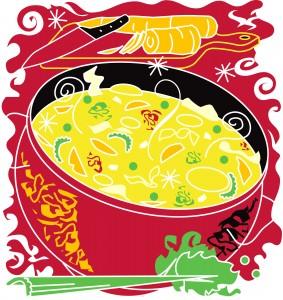 """Vegetable Soup"""