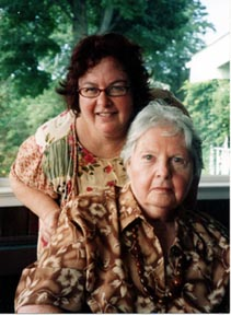 Deb & Mom2