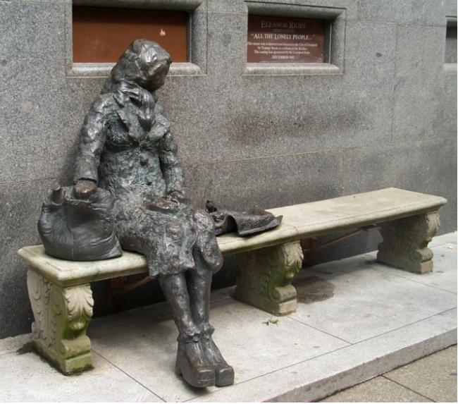 Image result for eleanor rigby