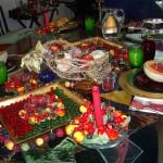 Norwegian Christmas Breakfast