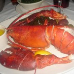 In Santa Monica: The Lobster Restaurant