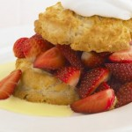Mother's Day Strawberry Shortcake