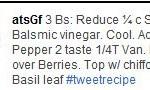 3 Bs: Berries, Basil & Balsamic