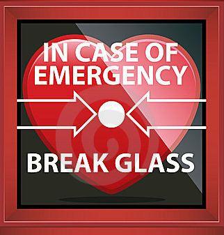 In Case of Marriage Break Glass