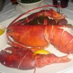 In Santa Monica: The Lobster Restaurant