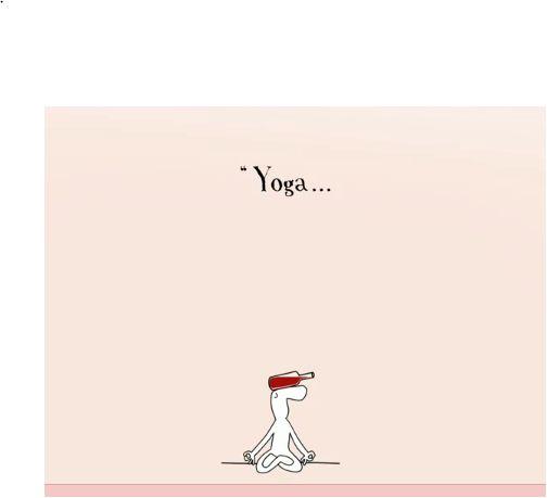 How I like to do yoga