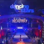 Dancing With The Stars ~ Broadway Week